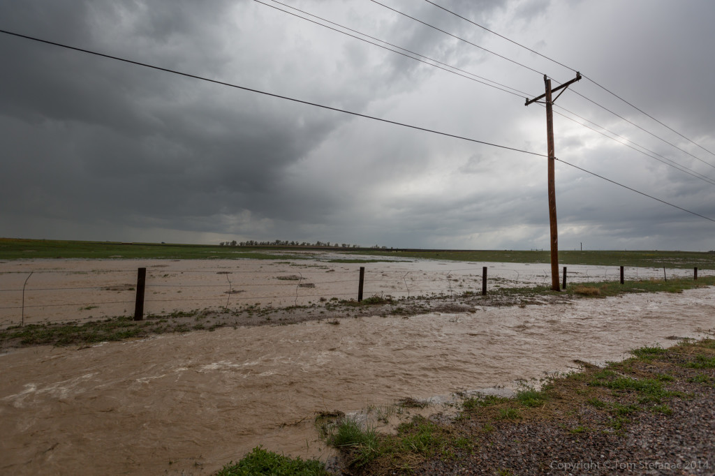 Flash Flooding - 15th Ave, Arapahoe County, CO