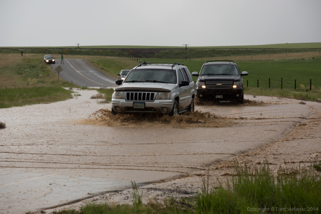 Flash Flooding - 15th Ave & Old Victory Rd, Arapahoe County, CO