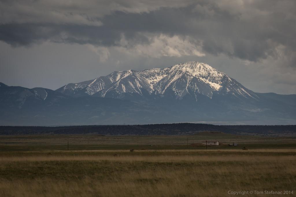 Greenhorn, Mountain - Colorado
