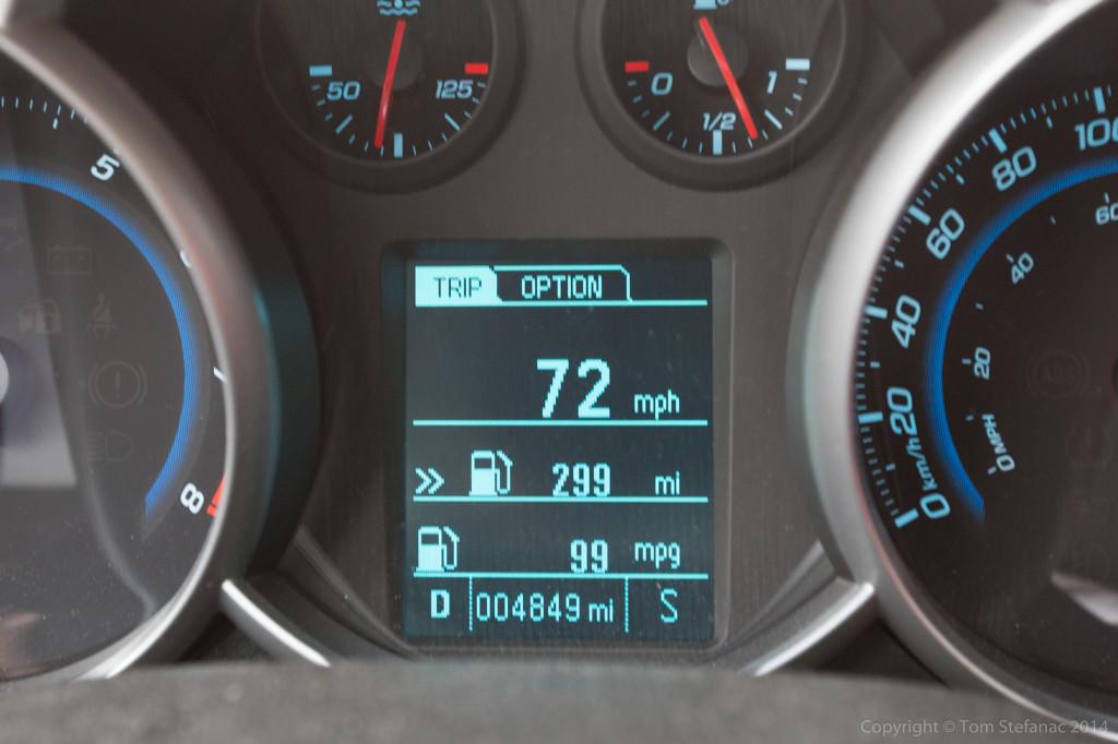 Good Gas Mileage