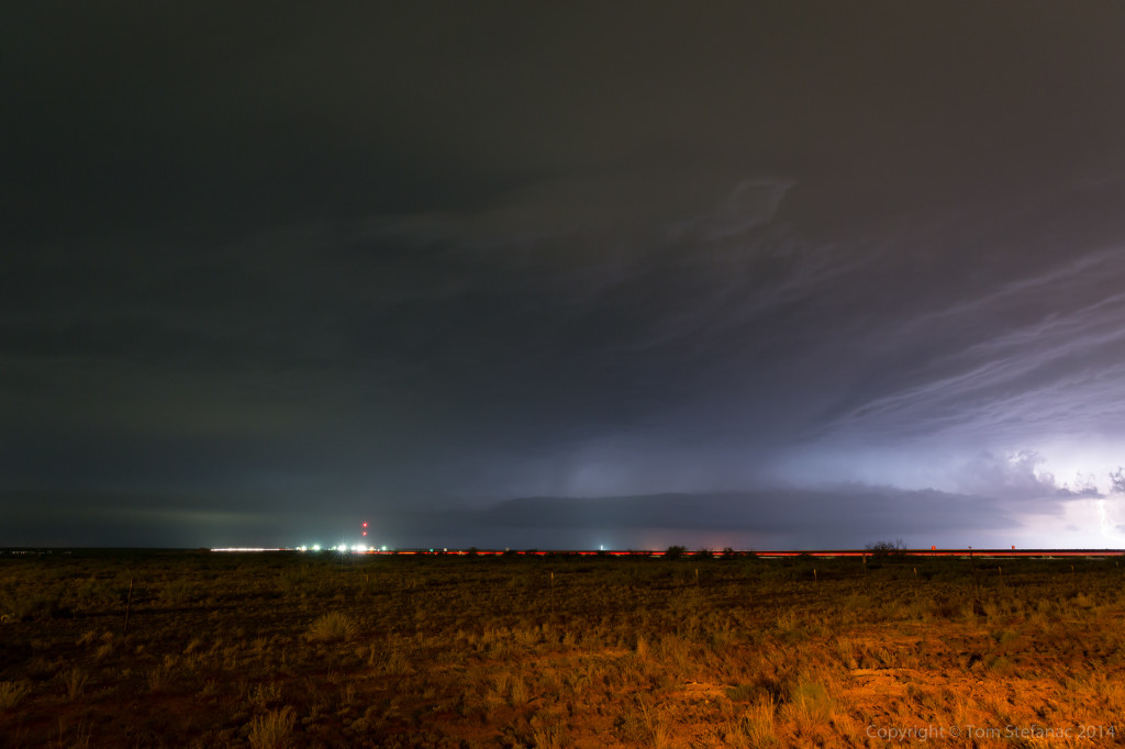 Supercell -Carlsbad, NM