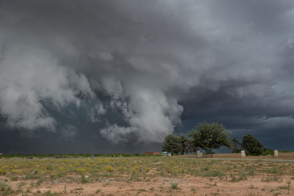 Inflow Feature - Big Spring, TX