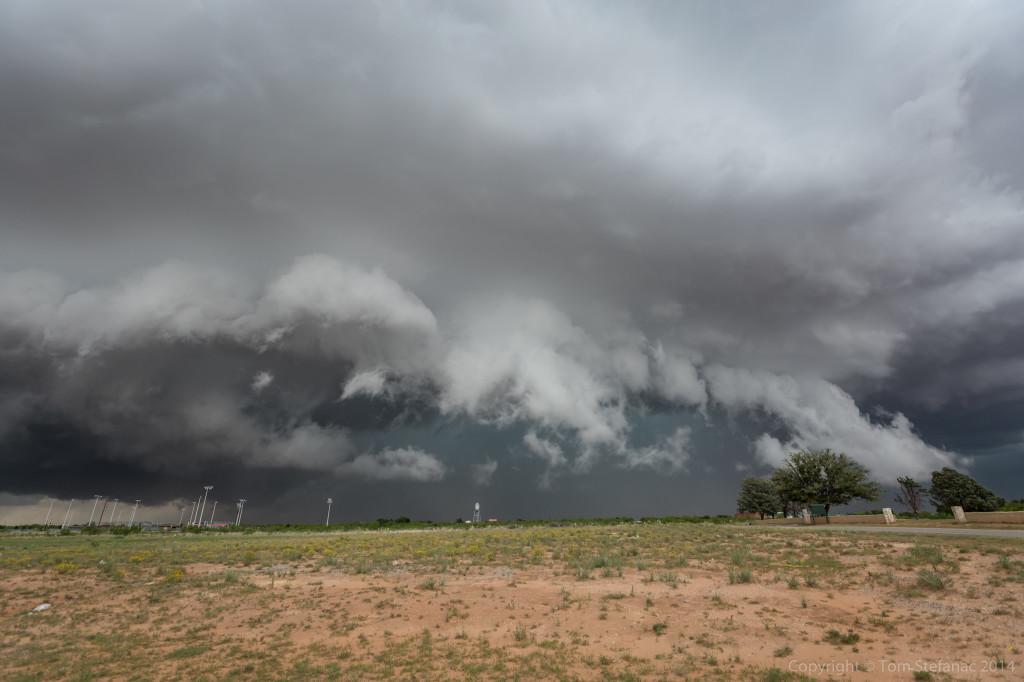 Storm Core - Big Spring, TX