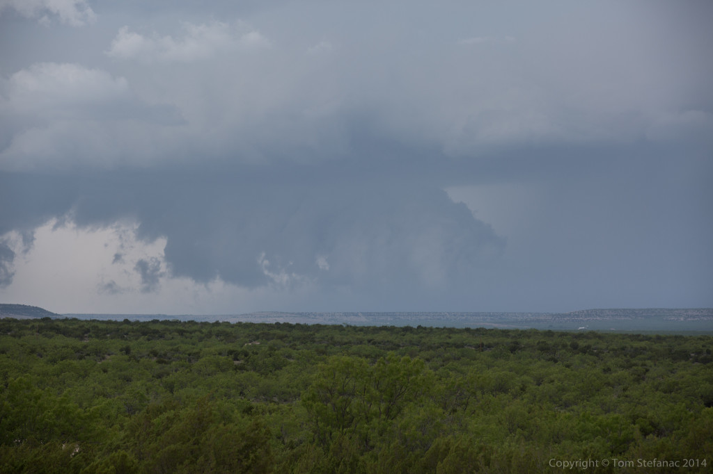 Wall Cloud - Sterling, Co. TX