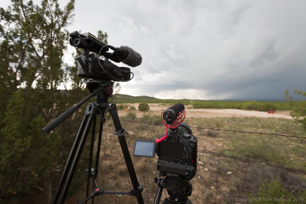 Getting Video - Sterling, Co. TX