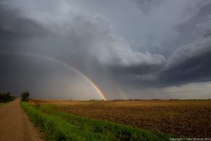 Hail bow - Nebraska