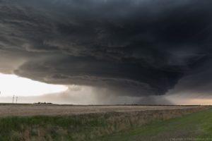 Western Nebraska Dry Supercell