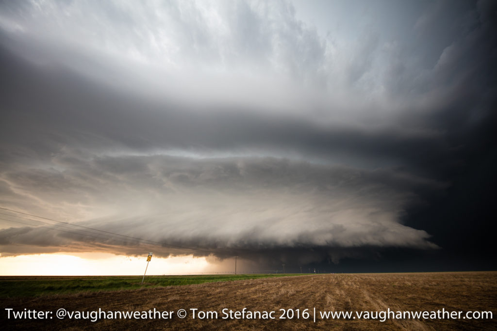 Sculpted Supercell - Leoti KS