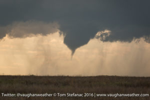 Perico Texas funnel cloud