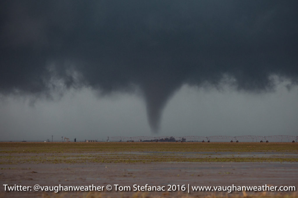 Cone Tornado - Olchitree County Texas