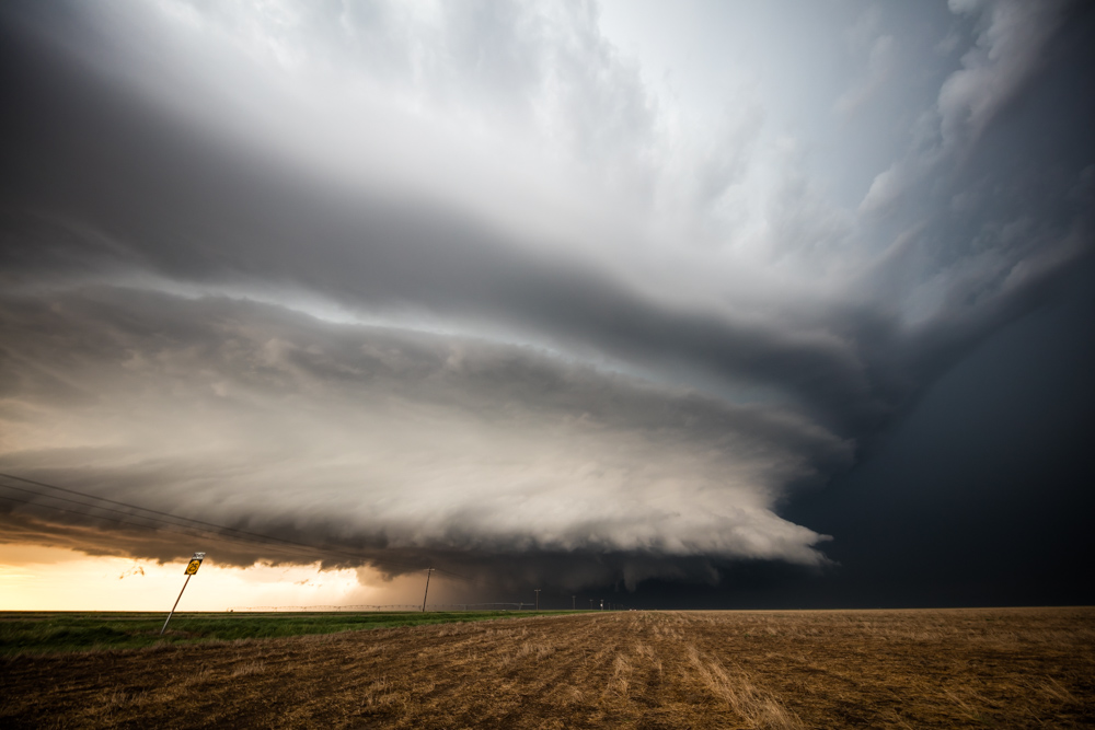 Leoti Kansas Supercell