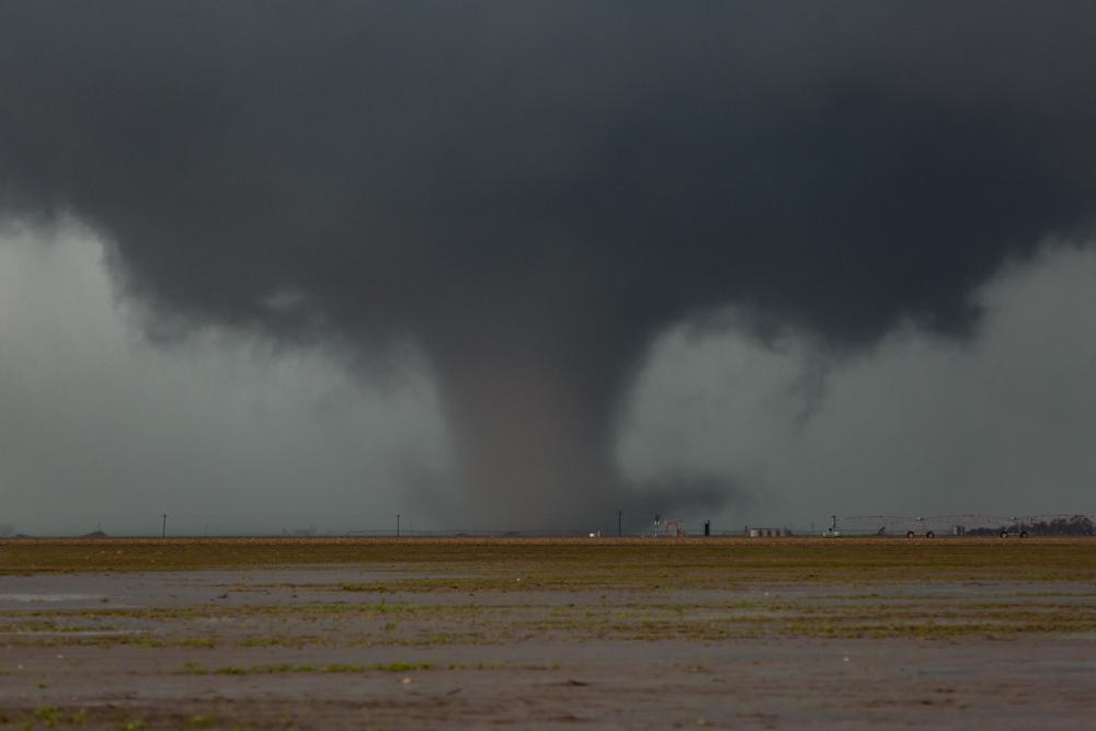 Stove Pipe Tornado